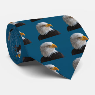 Bald eagle カスタムネクタイ