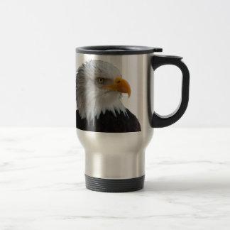 Bald eagle トラベルマグ