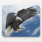 Bald eagle マウスパッド