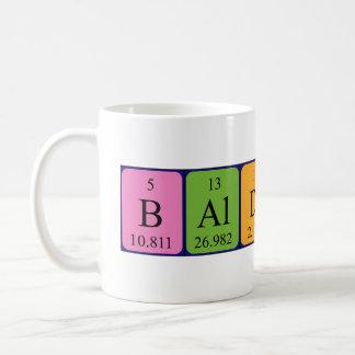 Baldwinの周期表の名前のマグ コーヒーマグカップ