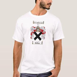 BALDWINの家紋- BALDWINの紋章付き外衣 Tシャツ