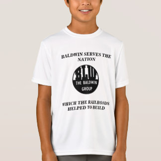 Baldwinは国家に役立ちます Tシャツ