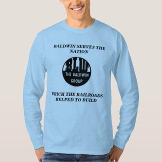 Baldwinは国家の人のTシャツに役立ちます Tシャツ