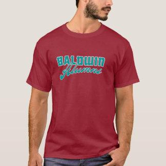 Baldwinは服装に耐えます Tシャツ