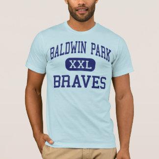 Baldwin公園-ブレーブス- Baldwin高公園 Tシャツ
