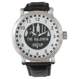 Baldwin機関車の仕事 腕時計