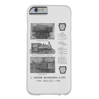 Baldwin機関車は建築業者の機関車を働かせます Barely There iPhone 6 ケース