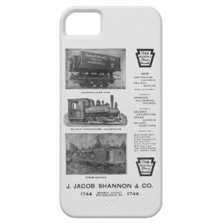 Baldwin機関車は建築業者の機関車を働かせます iPhone SE/5/5s ケース