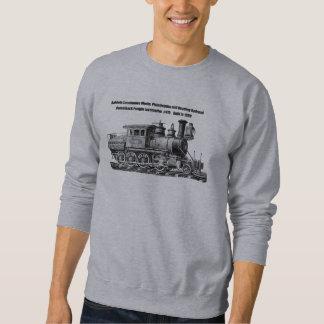 Baldwin機関車はCamelback #415を働かせます スウェットシャツ