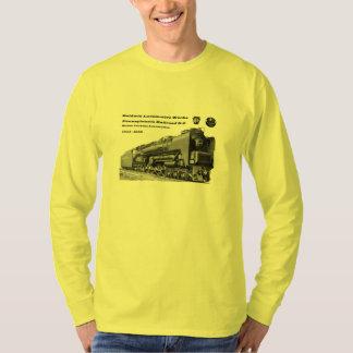Baldwin機関車はS-2 PRRの蒸気タービンを働かせます Tシャツ