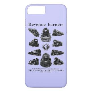 Baldwin機関車、収入かせぐ人 iPhone 8 Plus/7 Plusケース