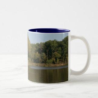Baldwin湖 ツートーンマグカップ