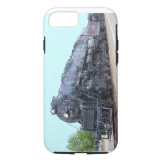 Baldwin-の読書鉄道機関車2124 iPhone 8/7ケース
