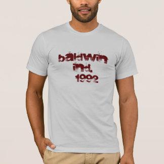 BALDWIN IND。   1992年 Tシャツ