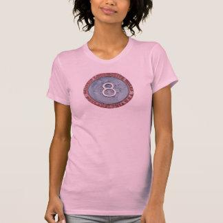 Baldwin Locomotive Company -建築者のプレート Tシャツ
