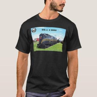 Baldwin - PRR機関車GG-1 #4800 Tシャツ