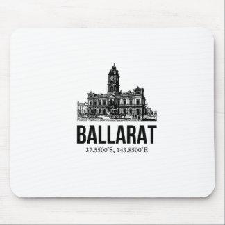 Ballaratの観光事業の市庁舎のマウスパッドの記念品 マウスパッド