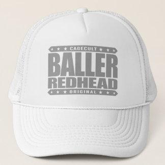 BALLERの赤毛-私はギャングのフェニックスの激しい上昇です キャップ