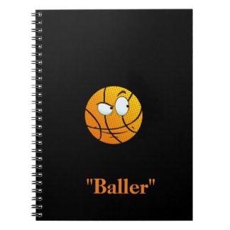 Baller! ノートブック