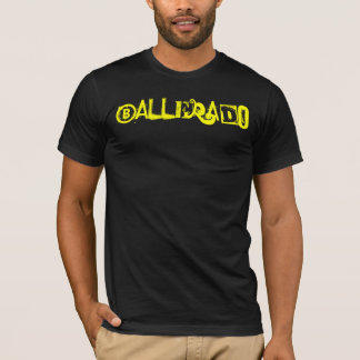 BalleradoのCUの版 Tシャツ