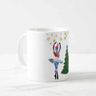 Ballerina New Year White 325 ml  Classic White Mug コーヒーマグカップ