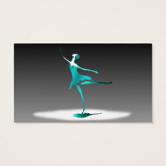 ballet dancer 名刺