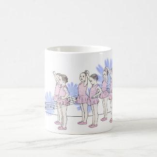 Ballet girls バレエ少女 コーヒーマグカップ