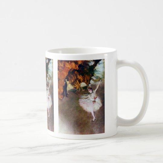 Ballet - l'étoile (Rosita Mauri) コーヒーマグカップ