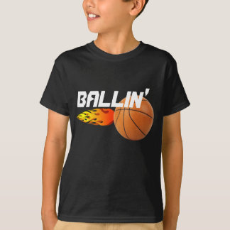 BallinのバスケットボールのTシャツ Tシャツ