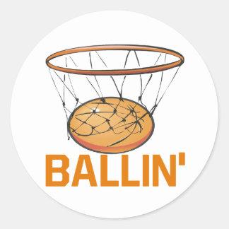 Ballin ラウンドシール