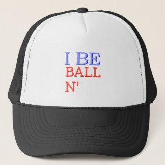 Ball'Nの帽子 キャップ