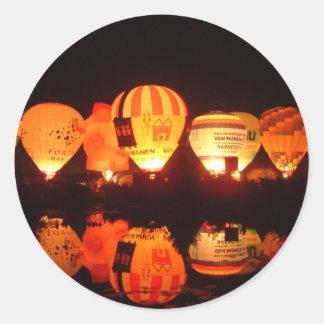 BalloonGlow ラウンドシール