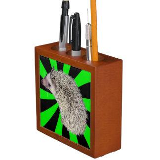 Bam! ハリネズミのペンのホールダー ペンスタンド