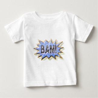 BAM! 一見のEmerilの動揺してなエプロン ベビーTシャツ