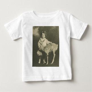 bambiおよび子供 ベビーTシャツ