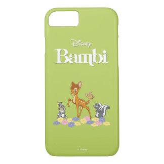 Bambi及び友人 iPhone 8/7ケース
