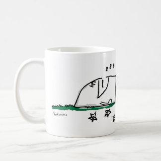 bamboo ninja コーヒーマグカップ