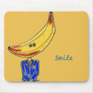 Banana Mousepad氏 マウスパッド