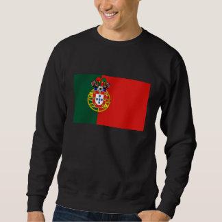 Bandeira Portuguesa Classicaのpor Fás deポルトガル スウェットシャツ