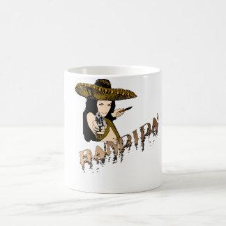 Bandidaのマグ コーヒーマグカップ