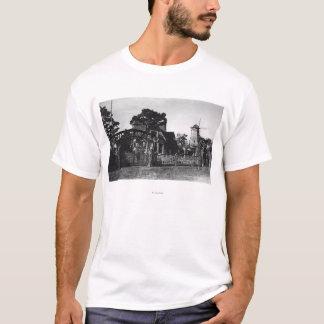 BandonのオレゴンNaturelandの家の自動公園 Tシャツ