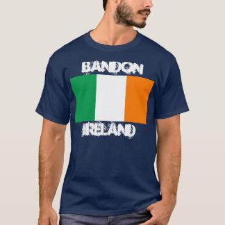 Bandon、アイルランドの旗が付いているアイルランド Tシャツ