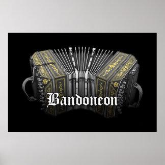Bandoneon ポスター