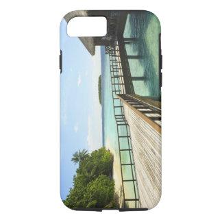 Bandosのアイランドリゾート、北の男性の環礁、2 iPhone 8/7ケース