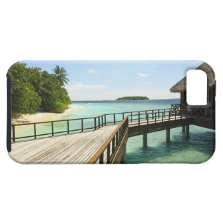 Bandosのアイランドリゾート、北の男性の環礁、2 iPhone SE/5/5s ケース