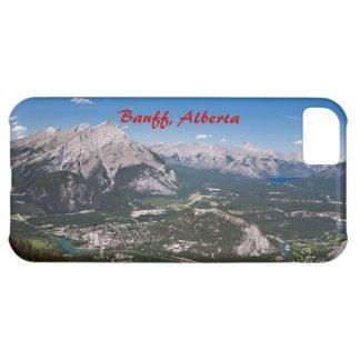 Banffの空中写真Case mate iPhone5Cケース