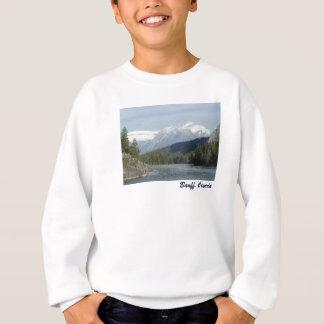 Banffアルバータカナダ スウェットシャツ