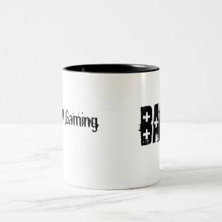 BANGIN! 、LaneShiftの賭博 ツートーンマグカップ