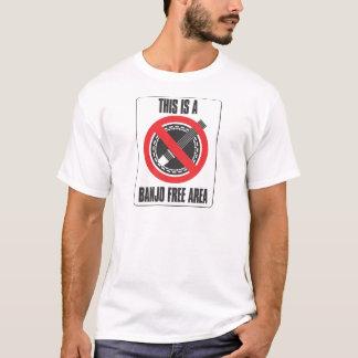 BanjoFree Tシャツ