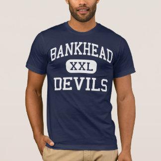 Bankheadの悪魔中間のCordovaアラバマ Tシャツ